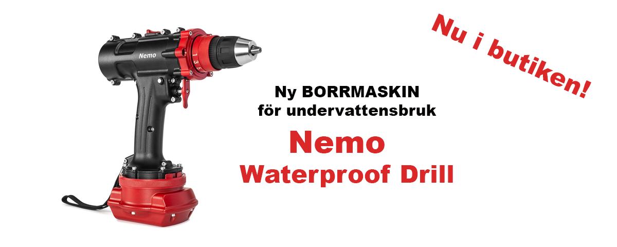 Nemo Waterproof Drill